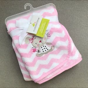 Cuddle Time Baby Blanket